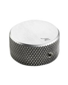 Manson Custom Hardware Control Knob Aluminium Knurled Shaft
