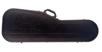 Manson Guitar Works M-Series Electric Guitar Hard Case Upgrade