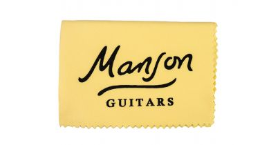 Manson Guitar Works Supersoft Polishing Cloth