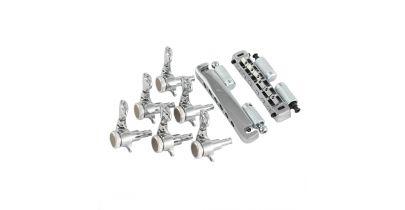 Gotoh 510 Hardware Upgrade with Magnum Lock Tuners