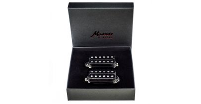 Manson Benchmark Humbucker Pickup Set