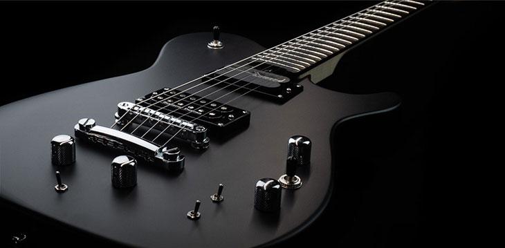 M-Series Guitars Banner