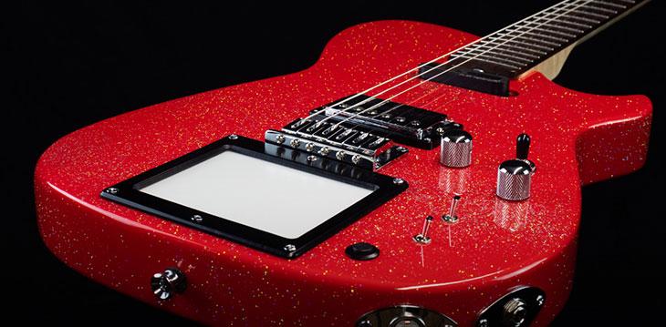 Signature-Series Guitars Banner