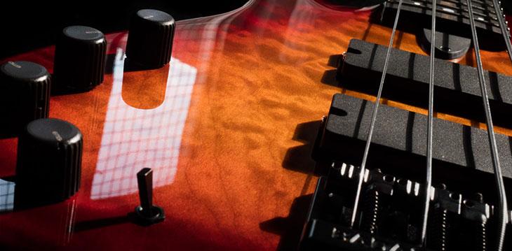 Bass Series Guitar Banner